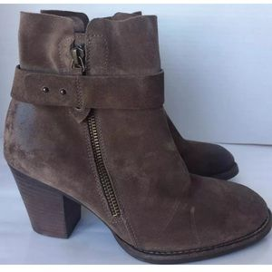Paul Green Dallas Ankle Boot Earth Brown 5.5